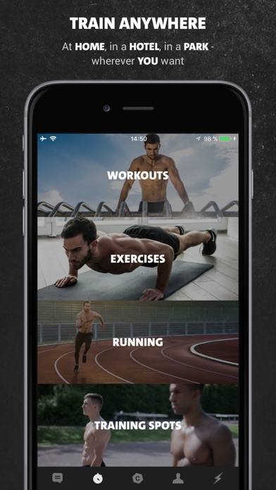 download Freeletics Bodyweight appstore review