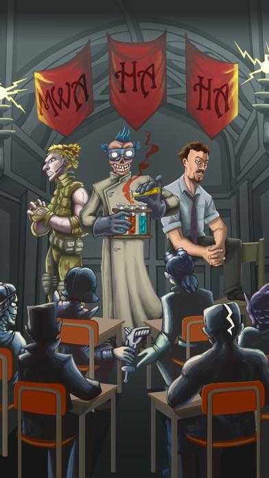 Grand Academy for Future Villains screenshot 1