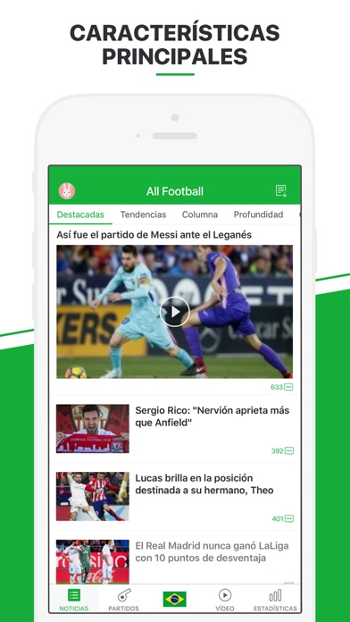 download All Football - Scores & News apps 1
