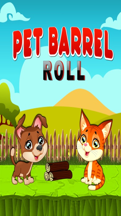 Pet Barrel Roll - Don,t Let Me Screenshot 1