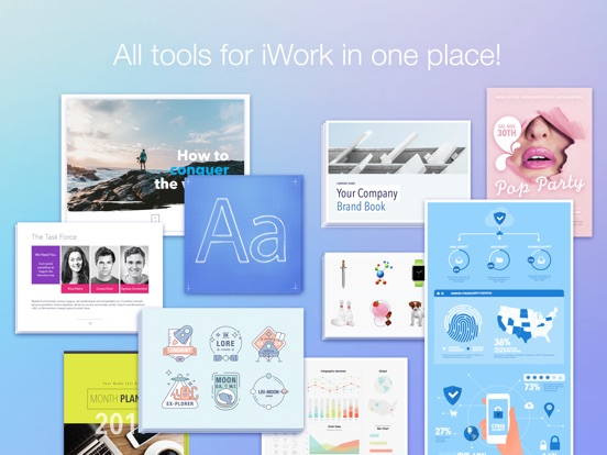 Jumsoft introduces Toolbox for iWork for iOS Image