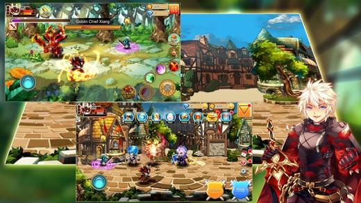 Gods Wars IV : Rise of War-God Screenshot