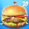 Burger Maker : Kitchen Game