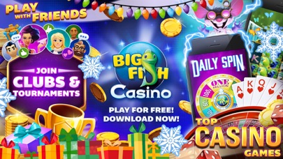 download Big Fish Casino: Slots & Games appstore review