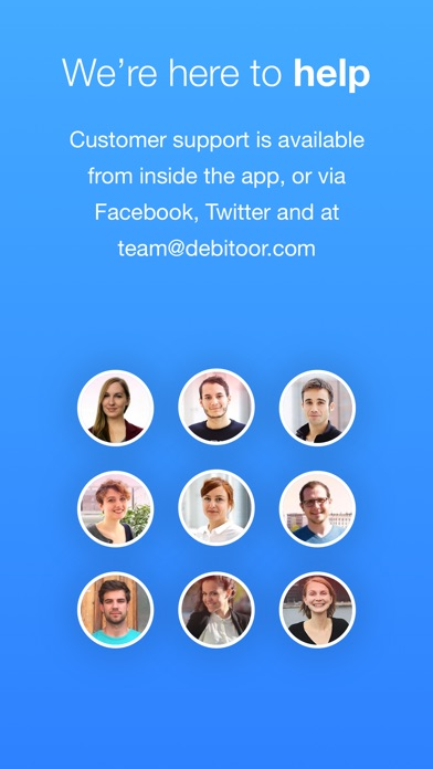 download Invoice Now with Debitoor appstore review