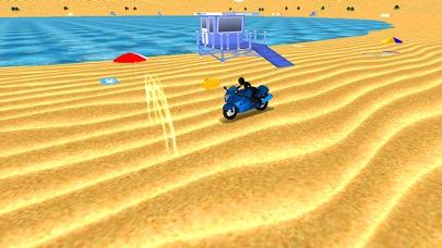 Water Surfer Beach Bike Rider screenshot 3