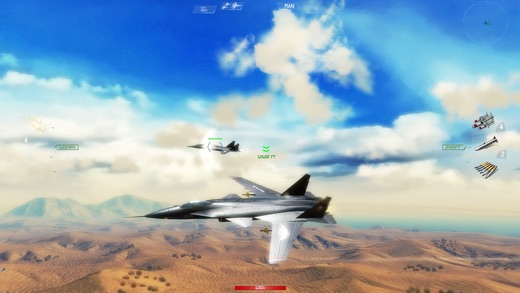Sky Gamblers Air Supremacy Screenshots