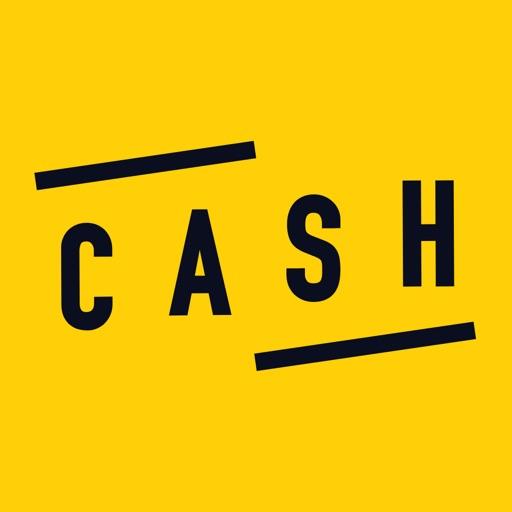 CASH - アイテムが一瞬でキャッシュに変わる