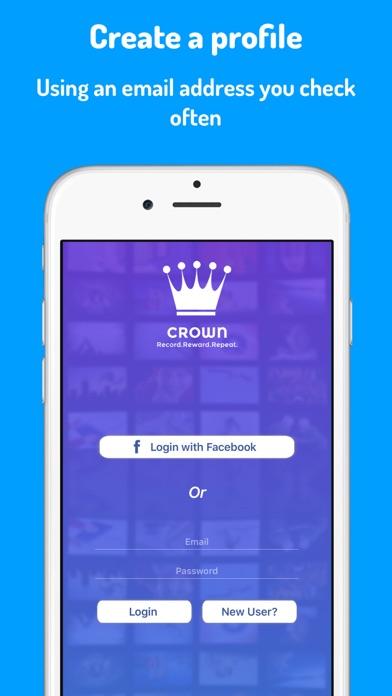 Crown- Win Online Cash & Money Screenshot