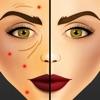 面部肌膚美白專家-麗人自拍修雀斑