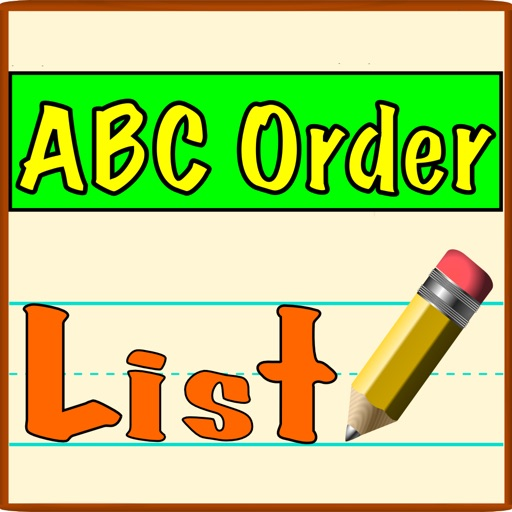 ABC Order List iOS App