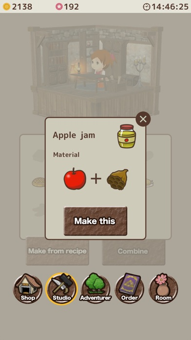 Item shop crafting game by yoko sato screenshots iphone ipod gumiabroncs Image collections