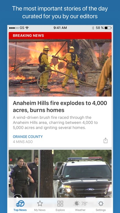 ABC7 Los Angeles iPhone
