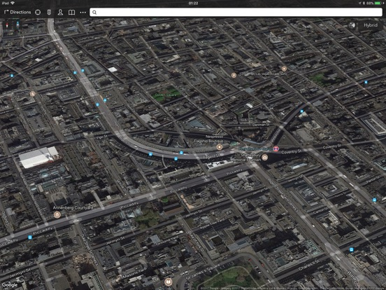 iMaps+ for Google Maps Screenshots