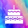 Birthday iMessage Stickers App