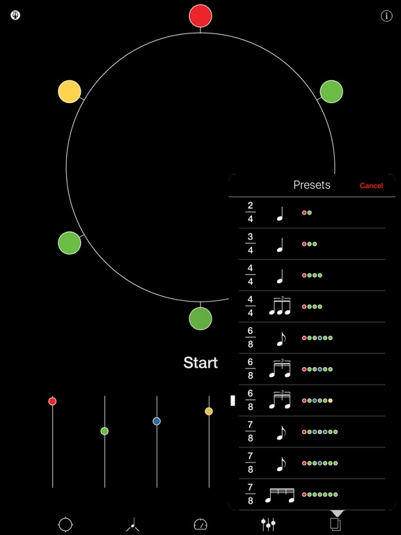 Metronome by Musicopoulos Screenshots