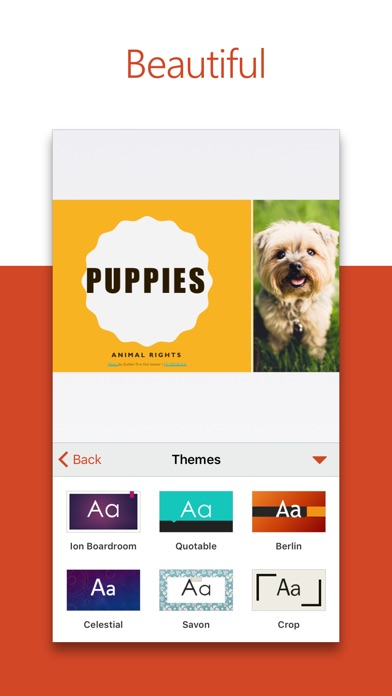 download Microsoft PowerPoint apps 4