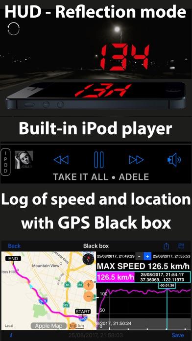 download Speedometer 55 GPS Speed & HUD apps 0