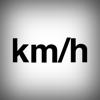 GPS hastighetsmätare (km / t)