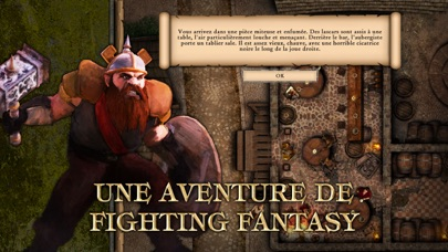 Screenshot #2 pour Fighting Fantasy Legends