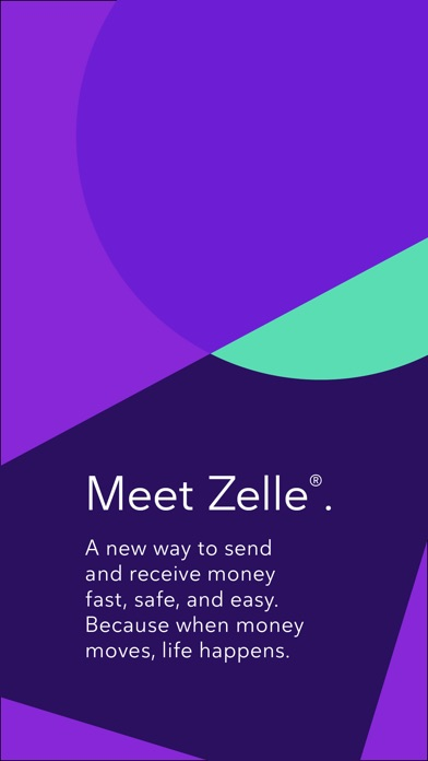 Zelle screenshot 1