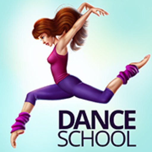 Dance School Stories app for ipad