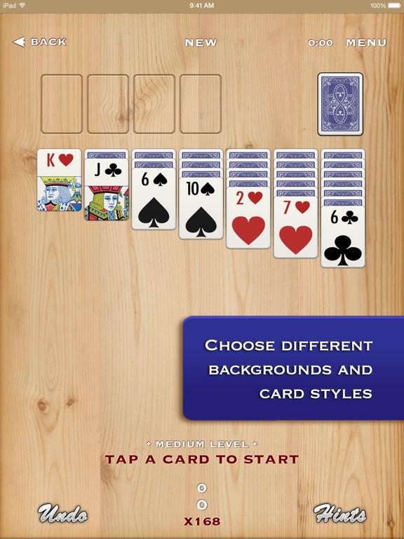 Card ▻ Games iPad