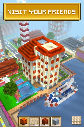 Block Craft 3D: City Building screenshot 3