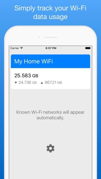 WifiMan from DataMan Screenshots