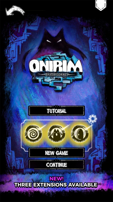 Screenshot #6 for Onirim - Solitaire Card Game