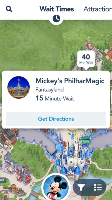 Screenshot #7 for My Disney Experience