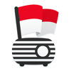 Radio Indonesia - Music & News