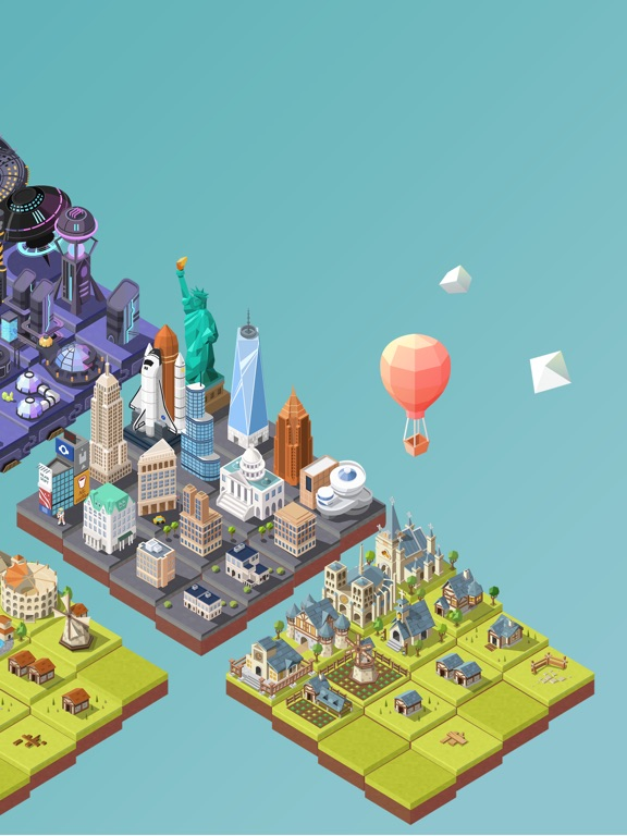 Age of 2048: Civilization City Building Game screenshot