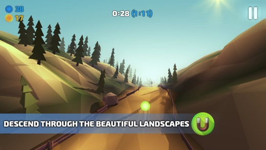 Slope Down: First Trip Screenshots