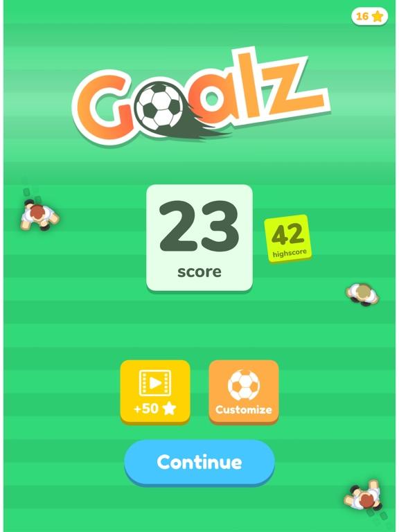 Goalz . Скриншоты9