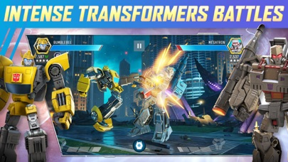 download TRANSFORMERS: Forged to Fight apps 1