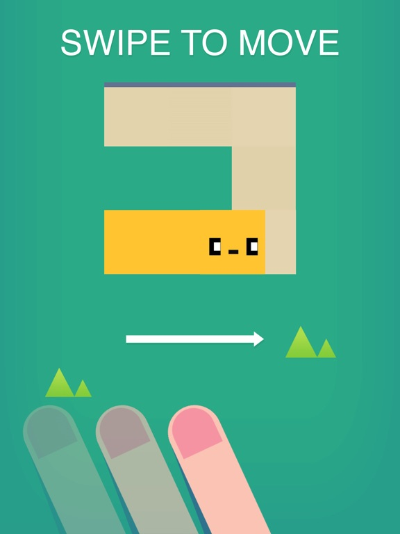 Screenshot 1 Maze Dash!