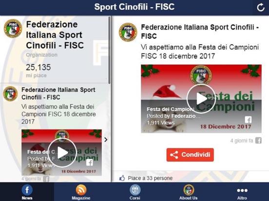 Screenshots for Sport Cinofili for iOS