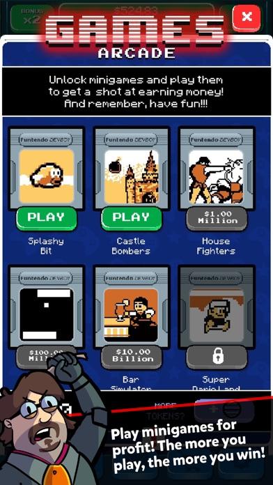 GameDev Empire screenshot 2