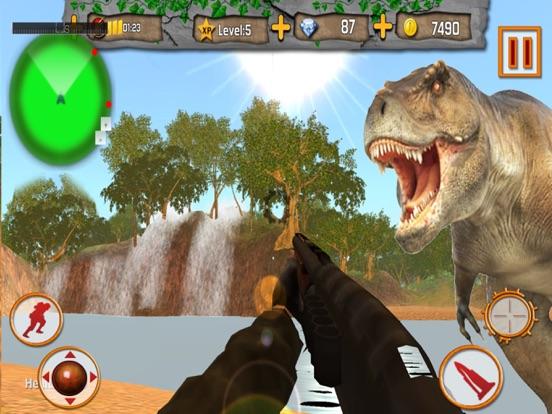 Охота на динозавров 2018 Скриншоты8