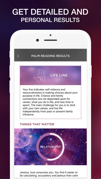 LIVE Palmistry & Horoscope screenshot 3