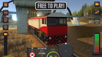 Screenshot of Train Driver 20186