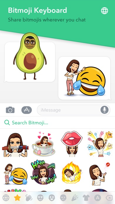 download Bitmoji apps 2