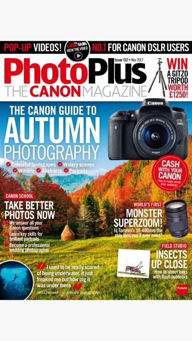 Photoplus review screenshots