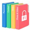 Secret Folder Icon -Data Vault