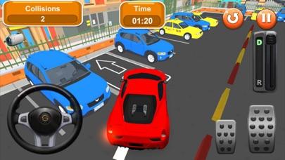 Мастер Парковки Города 3D Скриншоты4