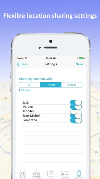 download iMap - Find My Phone & Friends apps 4