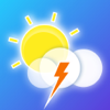 Weather Radar Live - Forecast, NOAA Map & Alarm