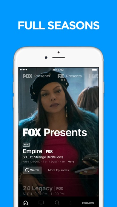 download FOX NOW: On Demand & Live TV apps 2