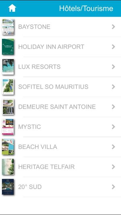 Destination MauritiusCapture d'écran de 3